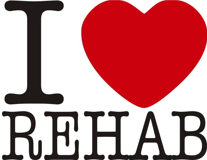 I LOVE REHAB