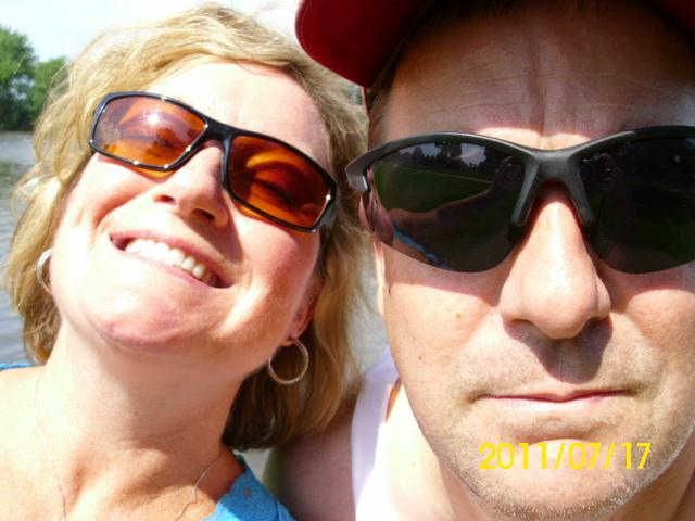 Amy & Randy July 17, 2011