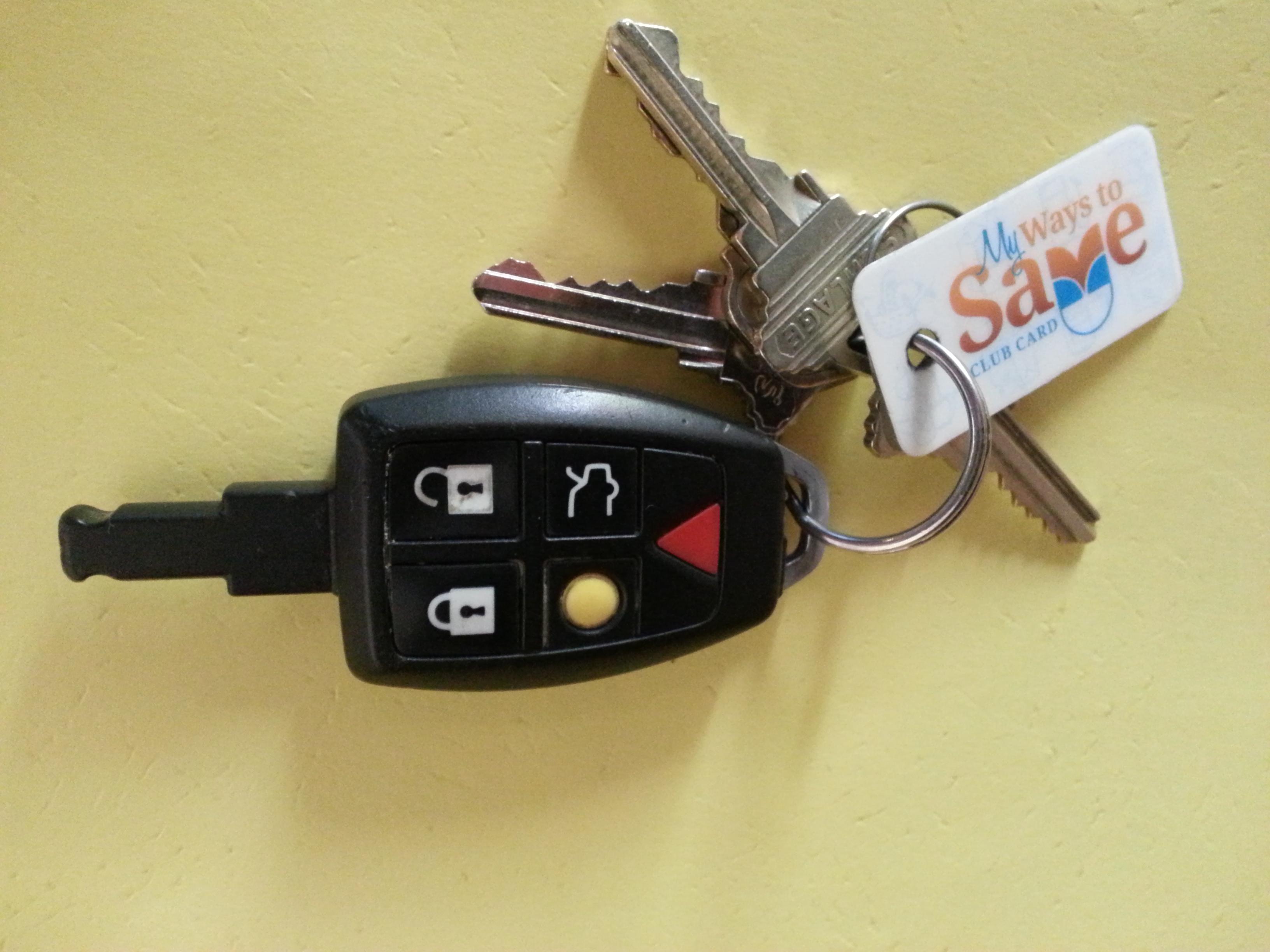 Bette's Key Fob