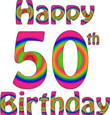 50 bday