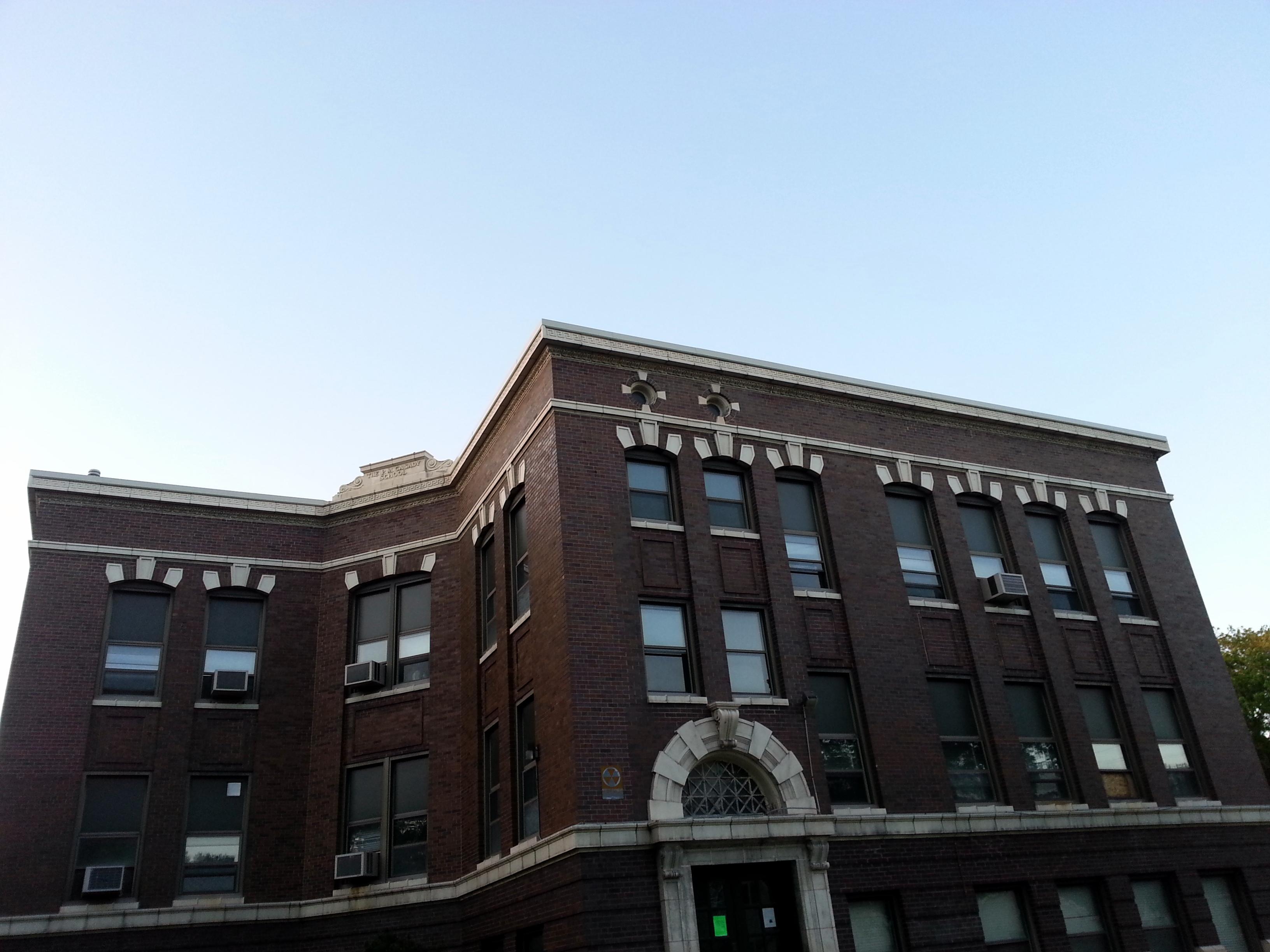 Casady Building 6-12-2013