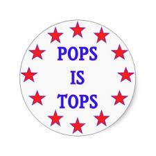 Pops Is Tops