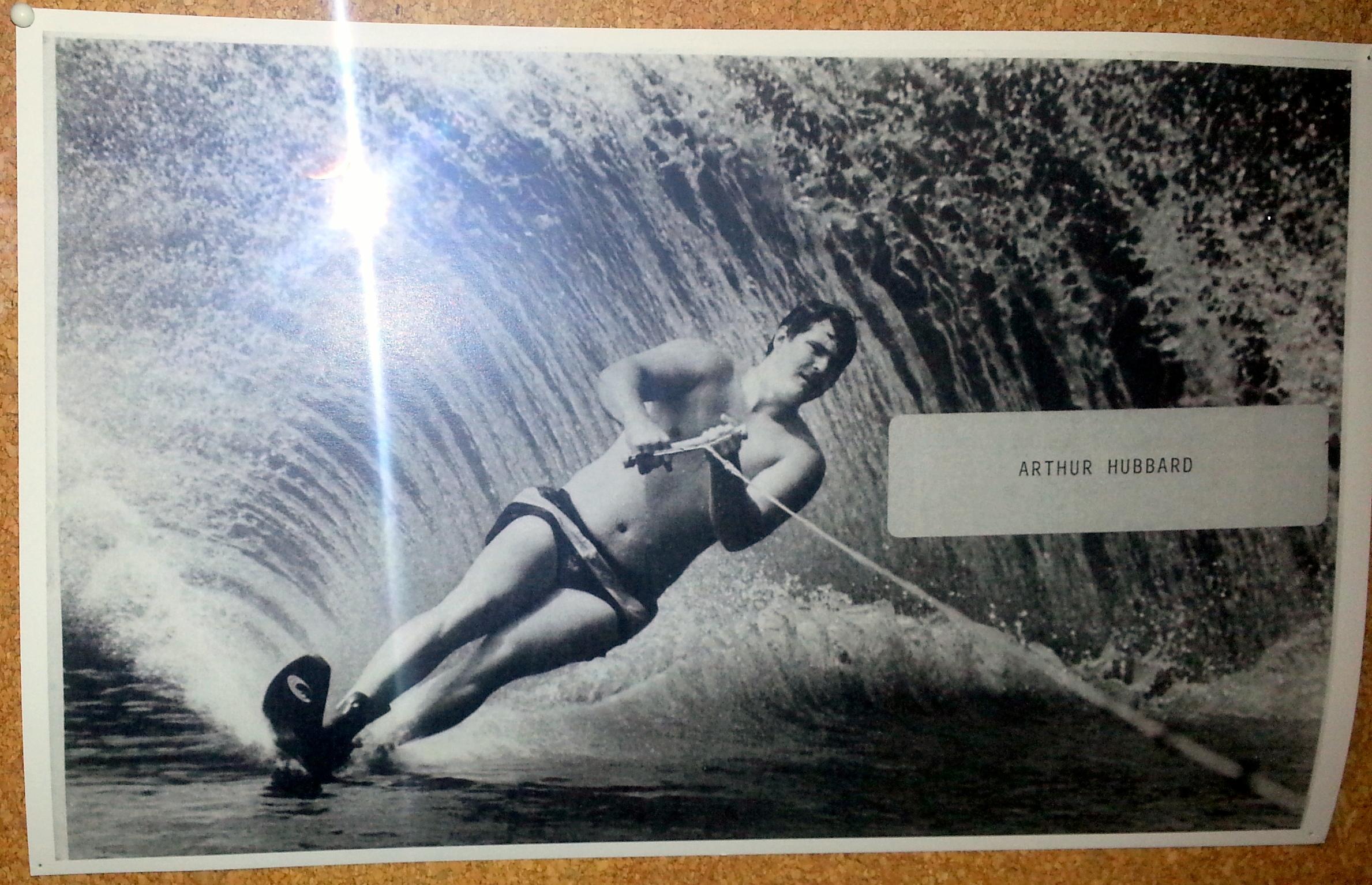 Arthur Skiing