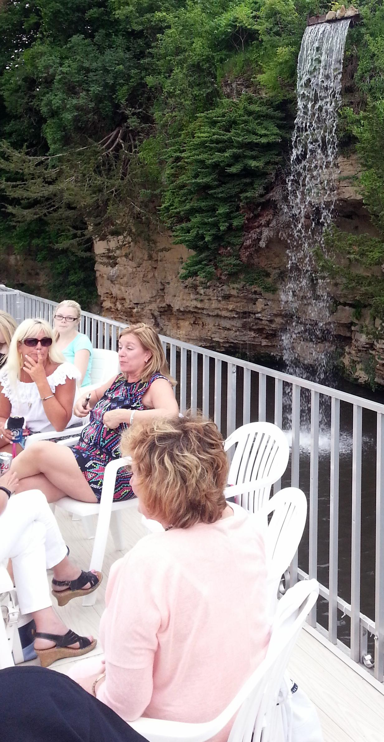 2015-06-06 Waterfall Iowa River