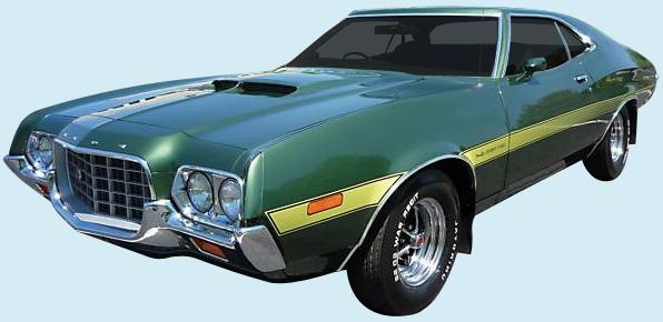Green Gran Torino