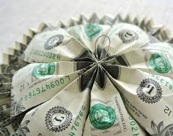 Money Centerpiece